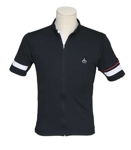 Road Holland Hilversum Jersey - Black