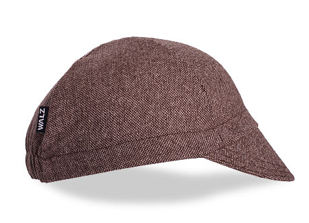 Walz Brown Tweed Cap