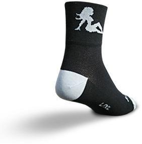 Sock Guy Mudflap Girl Sock