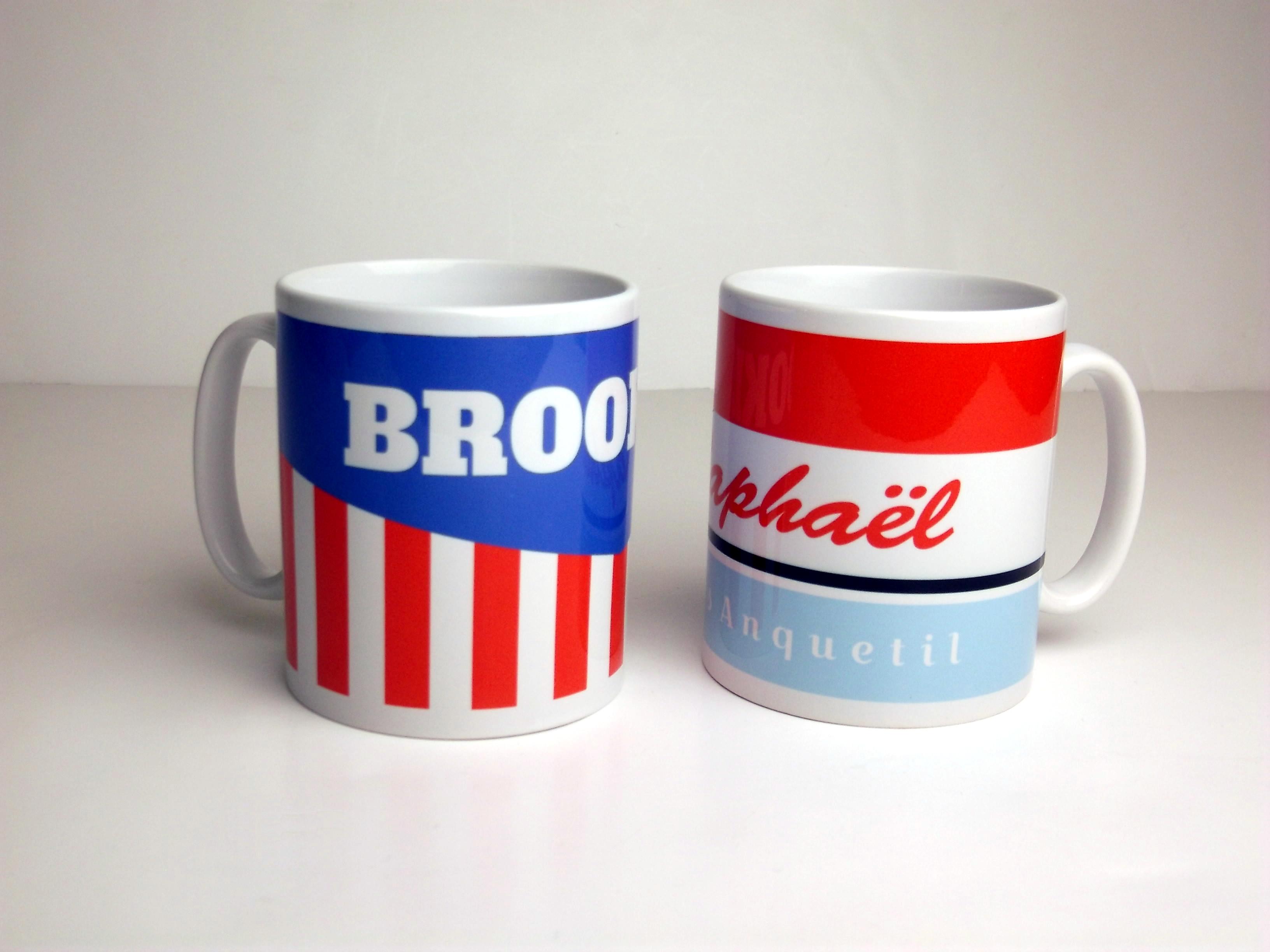 brooklyn st rapha l mugs velotastic. Black Bedroom Furniture Sets. Home Design Ideas