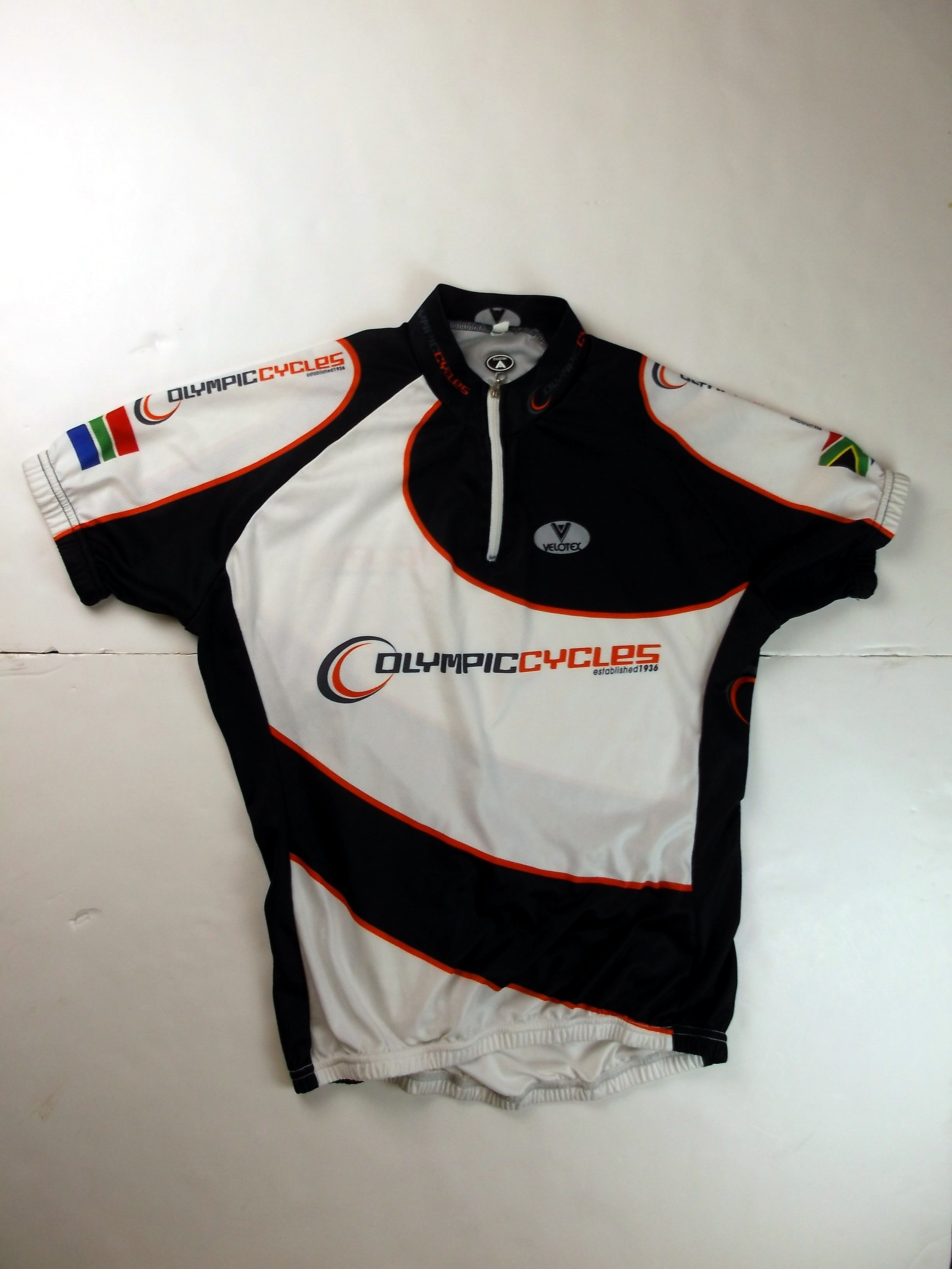 olympic cycles sleeve cycling jersey