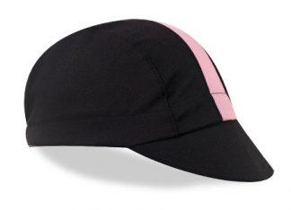 Walz Black Pink Racing Stripe Cap