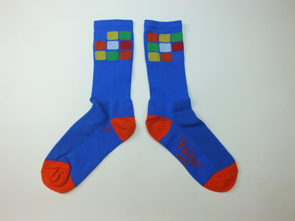 Volar R Cubes Socks