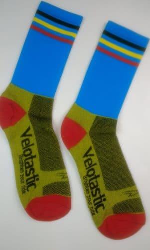 Greg van Overfeet Socks