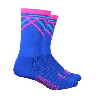 prisms blue pink